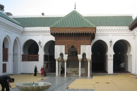 Profile: Khizanat al-Qarawiyyin, the oldest library in the world, set to re-open after multimillion-pound restoration | LibraryLinks LiensBiblio | Scoop.it