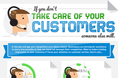 Top 10 Most Important Elements of Customer Service - BrandonGaille.com | Small Business and Social Media | Scoop.it