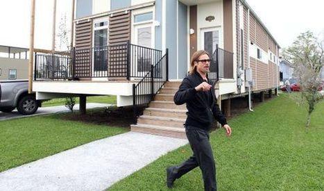 #LOL of the day: El barrio que Brad Pitt construyó en Nueva Orleans se desmorona   The Nomad   Scoop.it