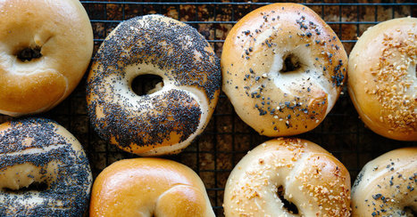 Risky Baking: It's Hard to Make a Perfect Bagel Without Lye | Food Science | Scoop.it