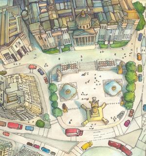 Abi Daker's Illustration Portfolio | Cartography | Scoop.it