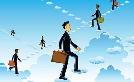 Low-skilled IT jobs 'grounded' as firms look for 'cloud' professionals | Cloud Central | Scoop.it