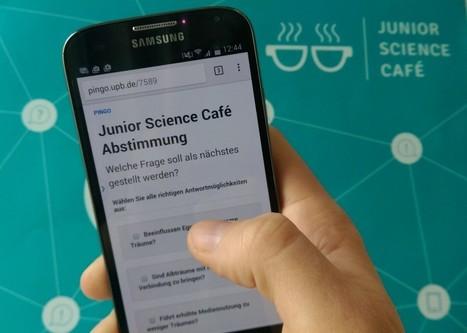 Das Publikum digital einbinden: Pingo macht's möglich | Junior Science Café | LMS & mobile learning | Scoop.it
