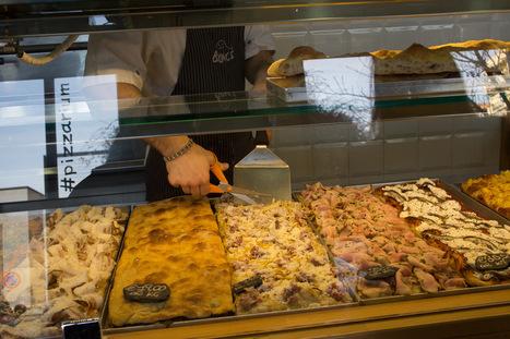 A Pizza Crawl of Rome   Italia Mia   Scoop.it