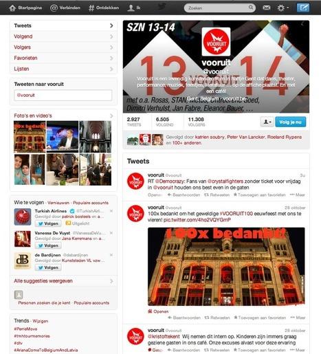 Een foto plaats je nu best via Twitter zelf in een tweet | meer publiek voor social profit en overheid (Publiek Centraal) | Scoop.it