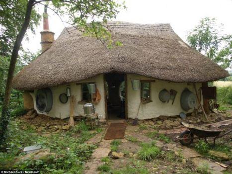 Una casa costruita con 150 euro e affittata in cambio di latte e panna | Casapuntoit | Scoop.it