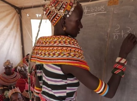 Mobile school in Kenya brings education and hope to girls on the move | People and Development | Scoop.it