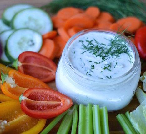Vegan Ranch Dressing That's Better Than The Original | Vegan Food | Scoop.it