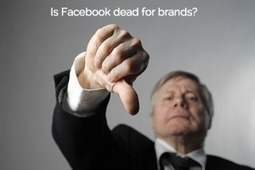 Is Brand Engagement Over on Facebook? | Social Media Publishing and Curation | Scoop.it