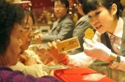 Chinese aunties buy gold to avoid the fate of the Russian babushkas | Louis Scatigna, Author of The Financial Physician | Gold and What Moves it. | Scoop.it