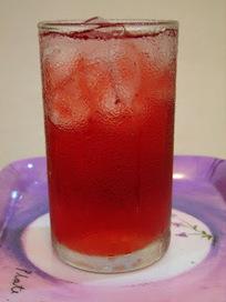 Recette de thé glacé aux fleurs d'hibiscus (karkadé) | boissons de rue, cocktail, smoothies santé, Boissons fraîches et chaudes du monde, | Scoop.it