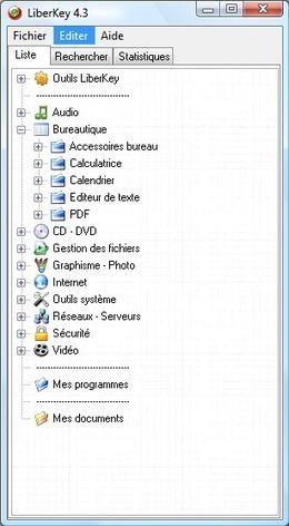 La Liberkey, une suite portable de logiciels gratuits - Page 3/6 - MATICE - Pédagogie - Académie de Poitiers | Bureaux portables | Scoop.it