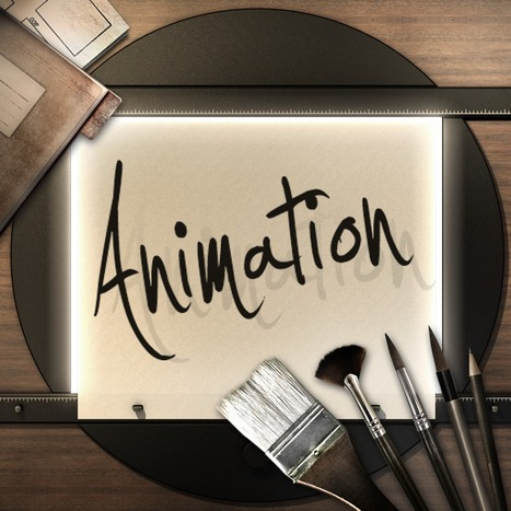 Animation Desk™ for iPad | Educational Technology Integration | Scoop.it