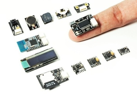 tweeq Miniature Arduino Boards And Modules (video) - | Technologies innovantes | Scoop.it