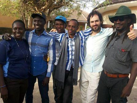 Amadou Sow, jeune militant de la vie rurale au Sénégal | Questions de développement ... | Scoop.it