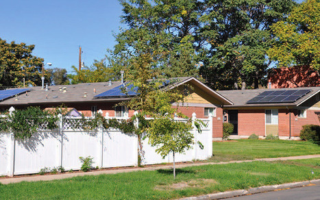 PV for All: Low-Income Housing Residents Going Solar | Sustainable Thinking | Scoop.it