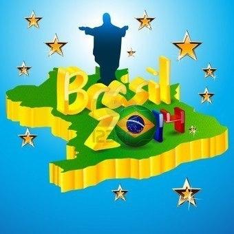 Comment obtenir ses billets pour la Coupe du Monde 2014 au Brésil ? | Coté Vestiaire - Blog sur le Sport Business | Scoop.it