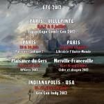 [Esteren tour 2012] Le Programme de l'été | Jeux de Rôle | Scoop.it