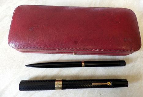 Unique No 1 Pen & Pencil Set | Fountain pens | Scoop.it
