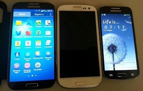 Sortir un Smartphone sous différentes tailles deviennent-ils une tendance chez les constructeurs ? | Geeks | Scoop.it