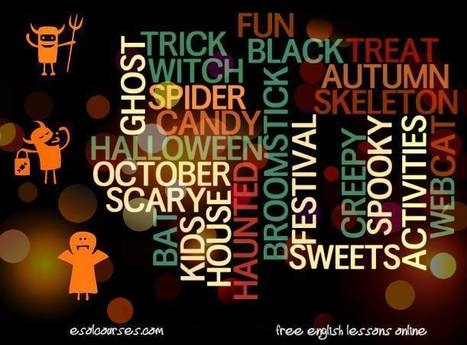 Trick or Treat | Topical English Activities | Scoop.it