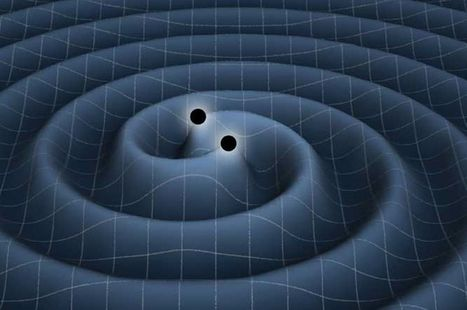 Exclusif : Pierre Binétruy explique la traque des ondes gravitationnelles   Veille & Culture numérique   Scoop.it
