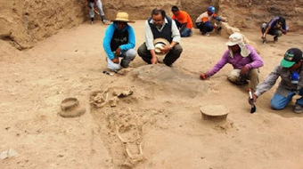 Pre-Inca tombs and Mochica temple found in Lambayeque | Archaeology News Network | Kiosque du monde : Amériques | Scoop.it