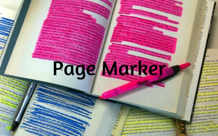 Page Marker | Nerdy Needs | Scoop.it