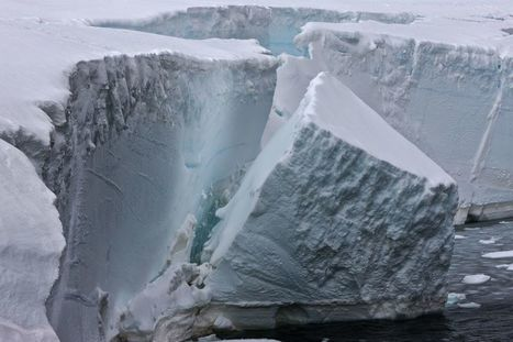 Ice sheets and sea-level rise | Antarctica: environmental impacts | Scoop.it