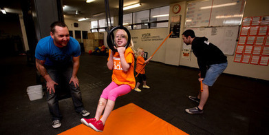 Auckland kids hooking into crossfit craze - Life & Style - NZ Herald News | The body | Scoop.it