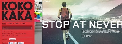 32 Cool Homepage Designs Inspire | Design Revolution | Scoop.it