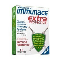 Customer Review Vitabiotics Immunace Extra Protection 30 Tablets | Herbal Supplements Reviews | Scoop.it