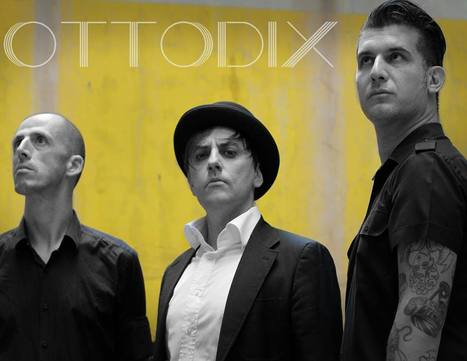 "Ottodix, è uscito il nuovo album ""Chimera"" 