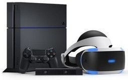 23 Million PlayStation Owners Interested In Sony VR Headset | TV, Cinema, Gaming, VR - AR | Scoop.it