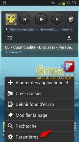 Connexion à un réseau wifi sur Android | netnavig | Scoop.it