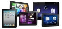 1 foyer sur 10 possède une tablette tactile en France | La vidéo sur Tablette Tactile | Scoop.it