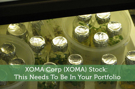 XOMA Corp (XOMA) Stock: This Needs To Be In Your Portfolio - Modest Money | Airline Miles | Scoop.it