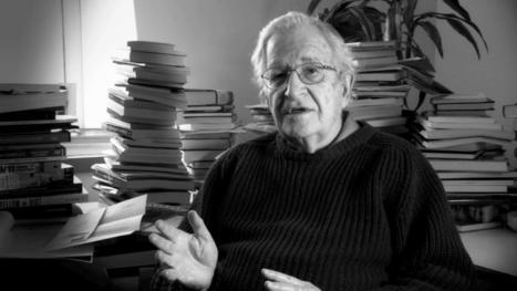 ¡NO TE LO PIERDAS! #Chomsky. El objetivo de la educación | Pedalogica: educación y TIC | Scoop.it