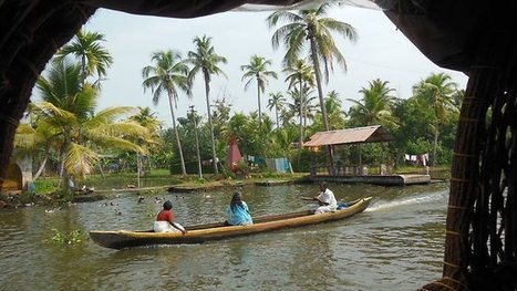 Alleppey Backwater Ride-Fall in love with natural beauty | Holiday in Kerala | Scoop.it