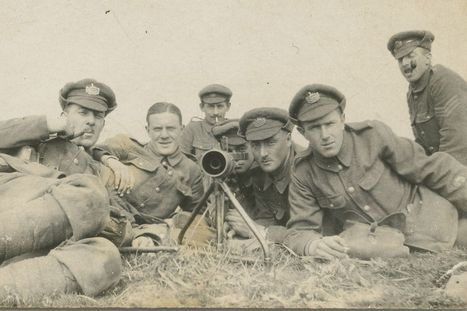 Different perspectives 2 miles apart: Two soldier photographers on different sides | First World War History | Scoop.it