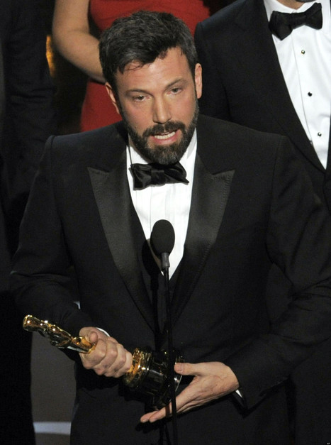 What Ben Affleck Revealed About Marriage At The Oscars | Miscellaneousss | Scoop.it