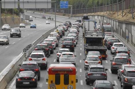 Suben las temperaturas y la gasolina en la primera operación salida del verano | Seguridad Vial | Scoop.it