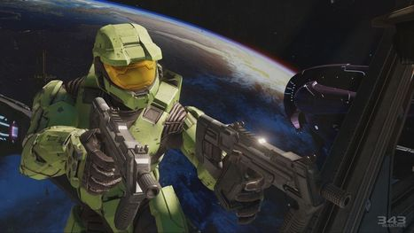 Halo: The Master Chief Collection, Halo 5 Beta Announced for Xbox One - IGN | movies and gaming and shows | Scoop.it