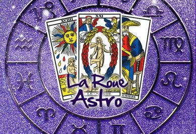 La Roue Astrologique | Tarots traditionnels | Scoop.it