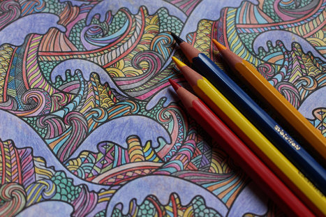 """Think Adult Coloring Books Are """"Childish"""" and """"A Cry For Help""""? Not According to CS Lewis 