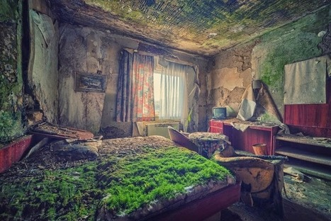 Matthias Haker and Abandoned Buildings | Music | Scoop.it