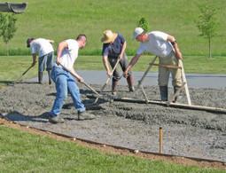 Providing concrete service is ABC Concrete Floors llc favorite job!   ABC Concrete Floors Llc   Scoop.it
