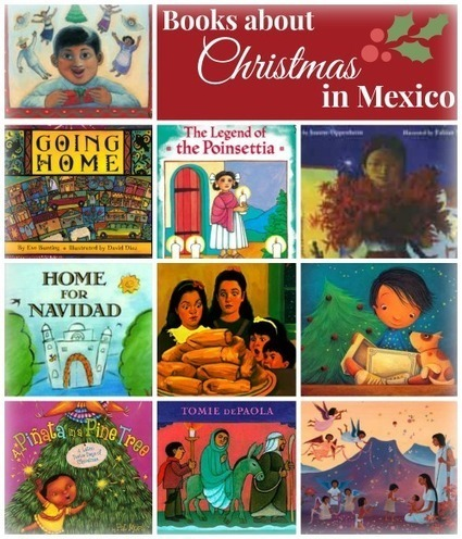 Children's Books about Christmas in Mexico | Edu's stuff | Scoop.it