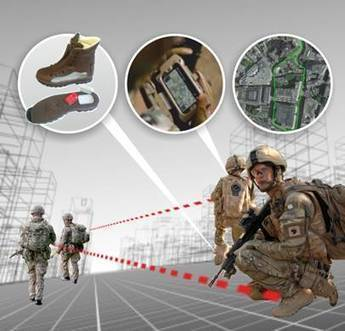 Shoe sensor adds dead-reckoning to GPS | Location Is Everywhere | Scoop.it