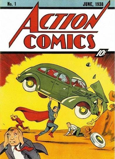 comiks debris: Supermann, was nun? | Social-Media-Storytelling | Scoop.it